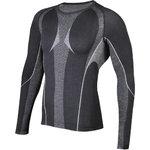Apatiniai marškinėliai Koldy, juodi, S, Delta Plus