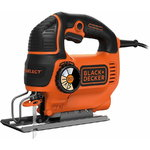Tikksaag KS801SEK / 80 mm / 550W, Black+Decker