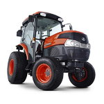 Traktor Kubota L4240, KUBOTA