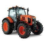 Traktorius  M7.131 M7001, Kubota
