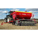 seed drill MaestroPlus4000, Junkkari