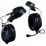 Kõrvaklapid, kom. 2-poolse sidega,  kiivri kinnitus XH001661202, 3M