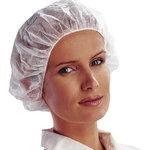 Valge polüpropüleenist alusmüts Venitex 100tk/pakis, Delta Plus