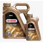 Variklių alyva QUAZAR C3 5W40 4+1L, Lotos Oil