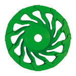 Deimantinis šlifavimo diskas ST-Spiral 125x22,2, SCHULZE