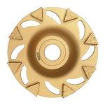 Deimantinis šlifavimo diskas ST-Viper 125x22.2, SCHULZE