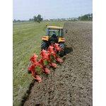 Plough  VARI-MASTER 123 4NSH, Kuhn