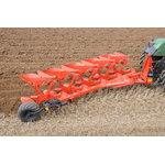 Plough  VARI-MASTER 123 5NSH, Kuhn