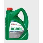 Traktorių alyva AGROLIS STOU PLUS 10W40 5L, LOTOS