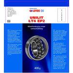 Smērviela UNILIT LT-4 EP-2 180kg, Lotos Oil