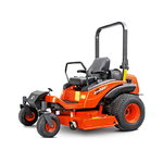 Zero Turn Ride On Mower   ZD326 - 60RD, Kubota