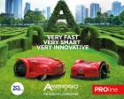 JAUNUMS - Itālijā ražotie, inovatīvie zāles pļaušanas roboti Ambrogio, tikai STOKKER tirdzniecības centros!