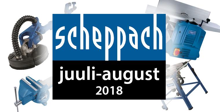 Scheppach suvi