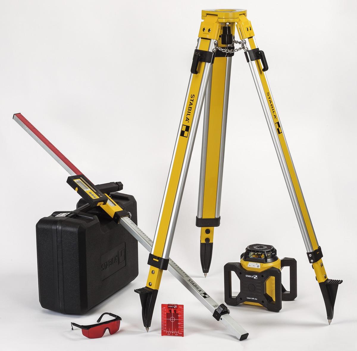 Stabila LAR 160 laser