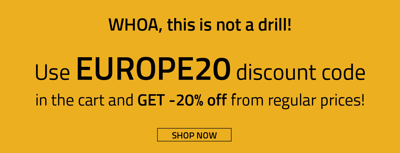 stokker.com+europe20+discount+code+slideout