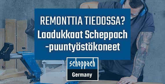 Scheppach valikoima 2