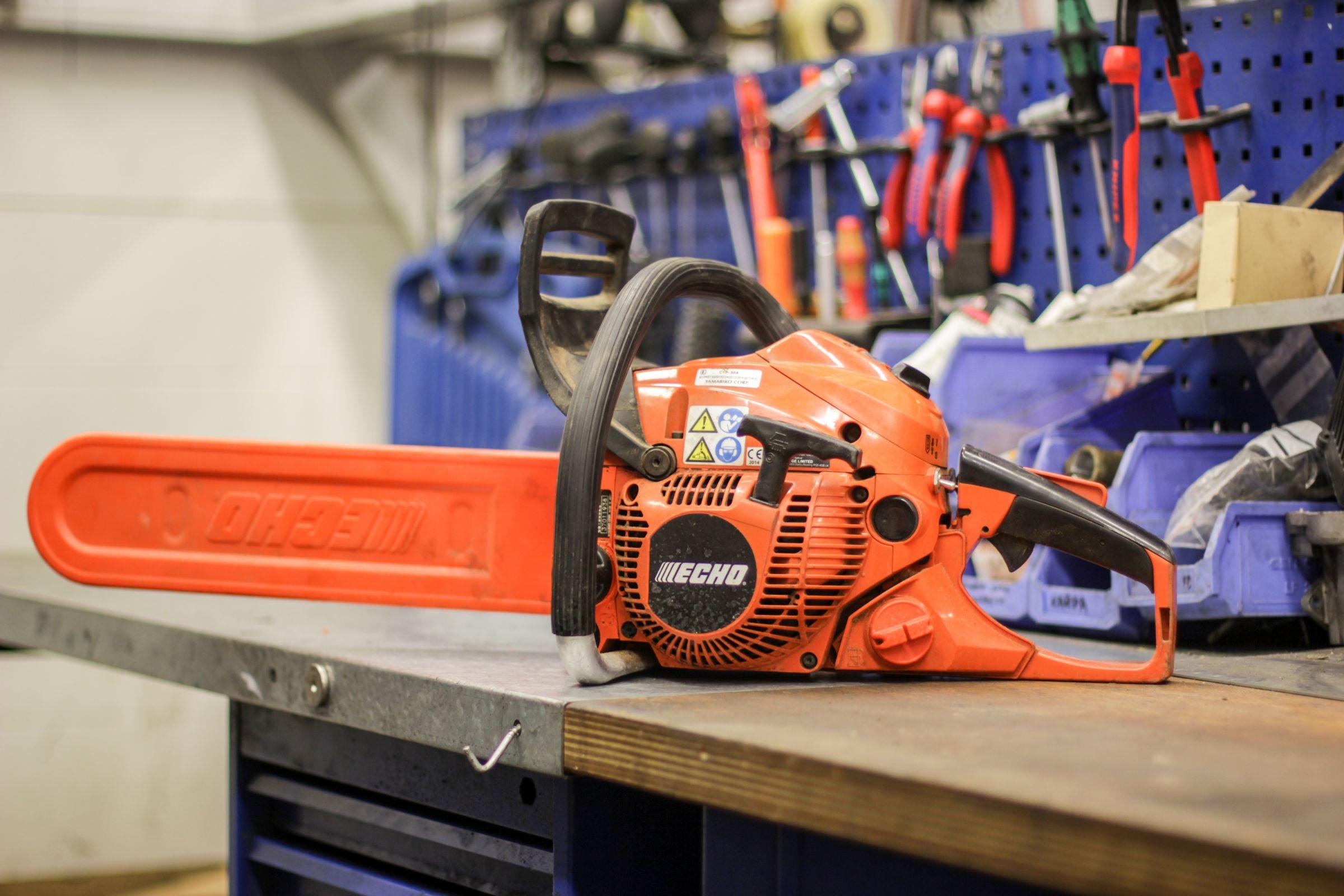 3ecf27ec6ce Echo tööriista ostnud saavad ostuga kaasa õiguse lasta masin kord aastas  hooldusmeestel tasuta üle vaadata, et viimase tööhoogu vähendavad viperused  juba ...