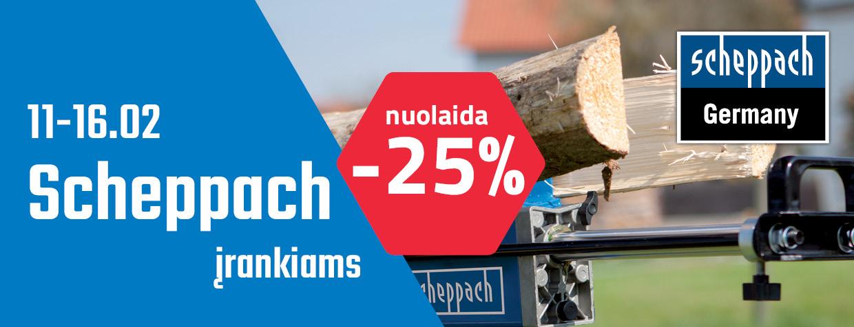Scheppach 2020 02 nuolaida main