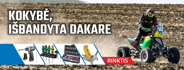 2021 Dakar akcija
