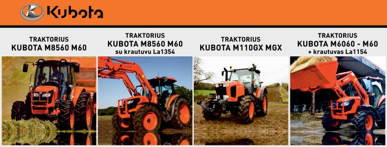 Kubota Stokker