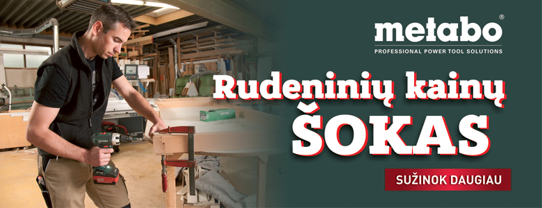 Metabo ruduo