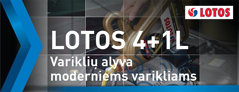 LOTOS 4+1