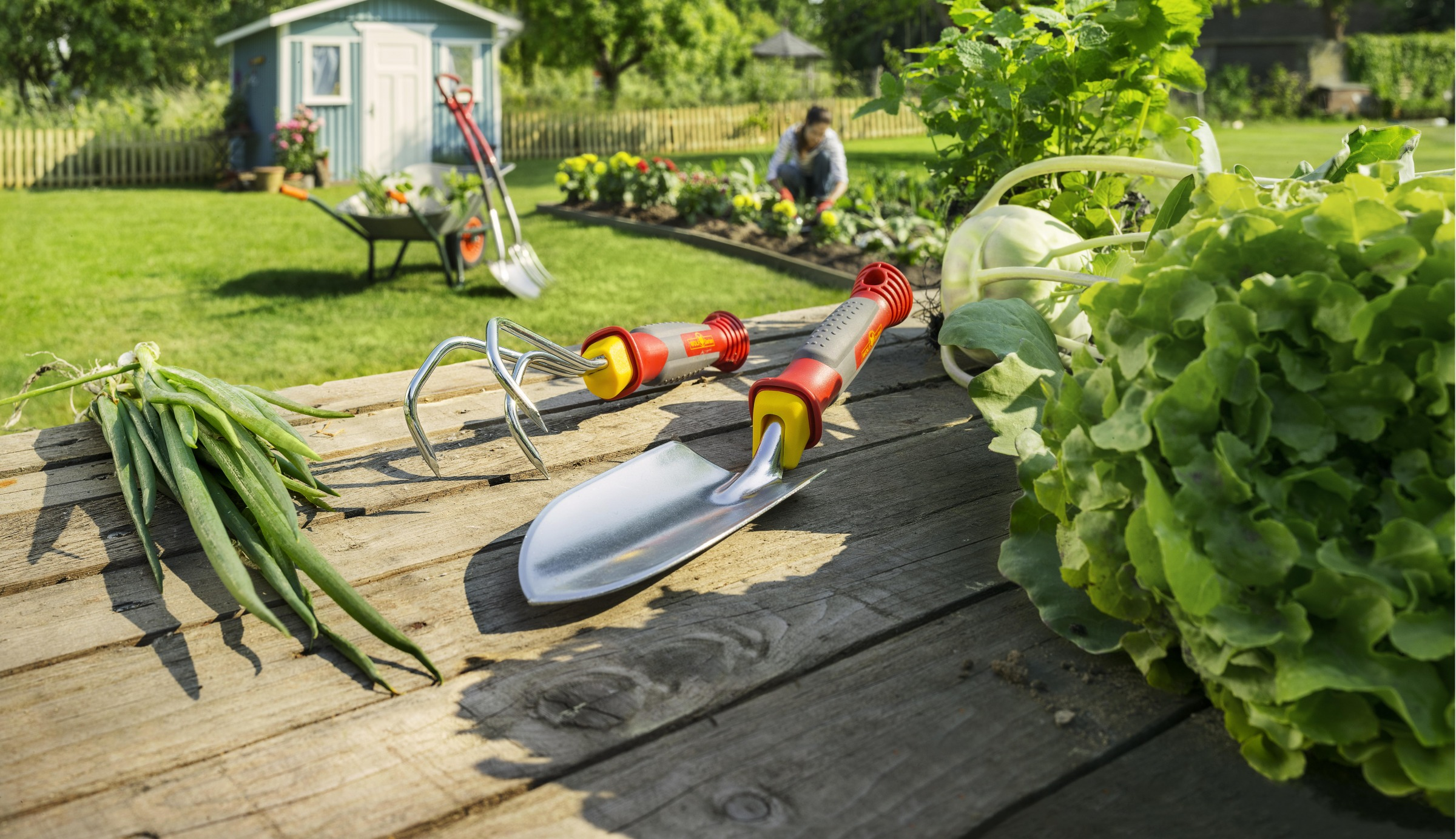 Kvalitatīvi Dārza instrumenti