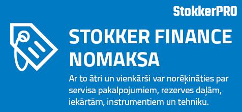 Stokker PRO Finance