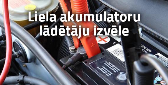 Telwin akumulatoru lādētāji