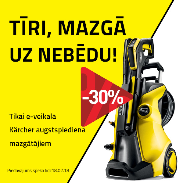 Karcher+-30%25+valent%C4%ABndiena+pop-up