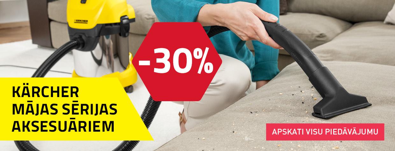 K%C3%84RCHER+m%C4%81jas+s%C4%93rijas++aksesu%C4%81riem+-30%25