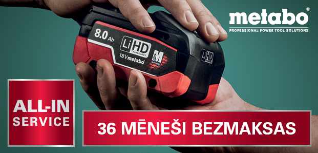 Metabo LiHD partneris