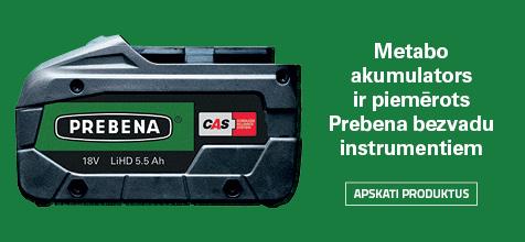 CAS inlist Prebena