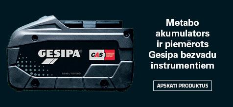 CAS inlist Gesipa