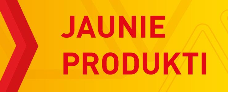 Jaunie produkti