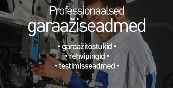 Garaaziseadmed