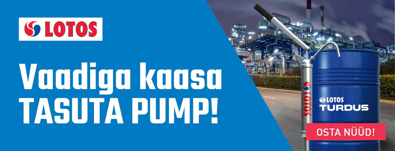 tasuta pump 2