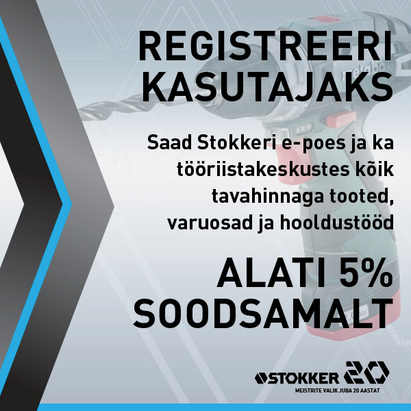 Registreeri+kasutajaks%2C+saad+k%C3%B5ik+tooted+v%C3%A4hemalt+5%25+soodsamalt