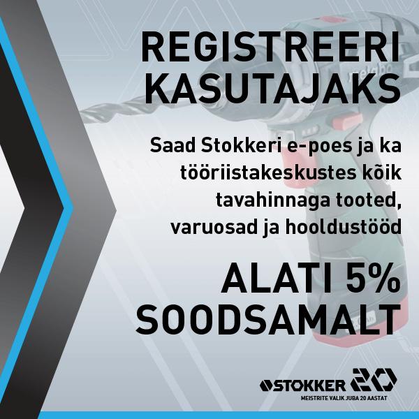 Registreeri+kasutajaks%2C+saad+k%C3%B5ik+tooted+v%C3%A4hemalt+5%25+soodsamalt