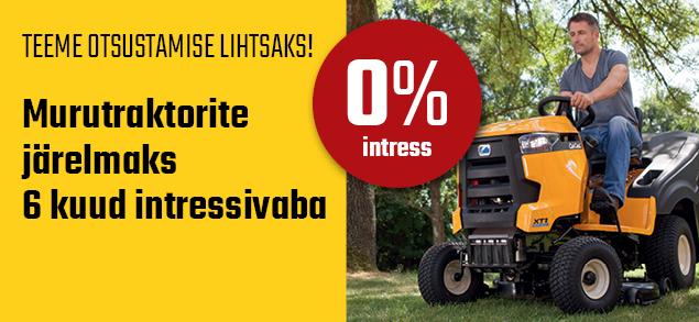 0% intress traktor inlist