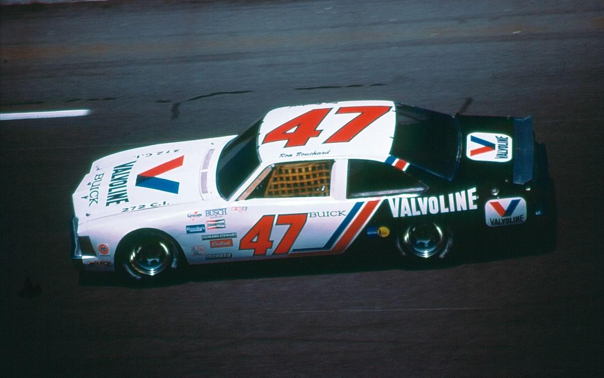 1981 Ron Bouchard oli NASCARi (parim) aasta uustulnuk.