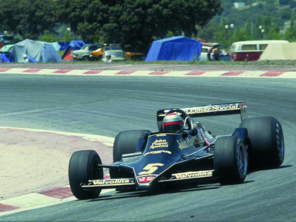 1978. Mario Andretti võitis F1 maailmameistritiitli (9 poodiumikohta, 6 võitu), mootoris Valvoline'i õli.