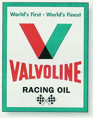 1965. Valvoline tutvustab Valvoline Racing Motor Oili – läbi aegade enim müüdud võidusõiduõli.