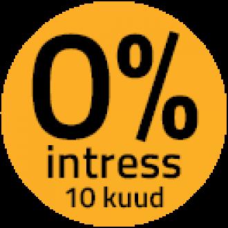 0% intress 10 kuud