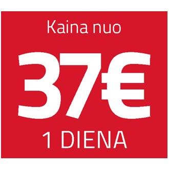 Ammann nuoma 37 eur / diena