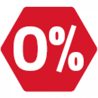 0% intress
