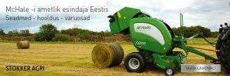 McHale-i esindab Eestis Stokker Agri (Stokker AS).