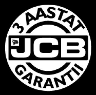 JCB 3a garantii