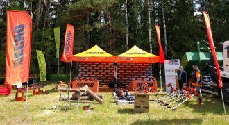 Kauno rajone prasideda tradicinė miškininkystės paroda Baltijos miškai 2016