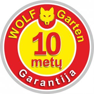 WOLF-Garten 10 metų garantija